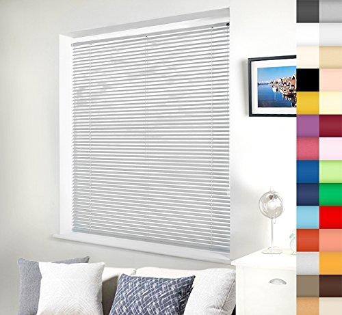 Aluminium Jalousie nach Maß, hochqualitative Wertarbeit, alle Größen und 28 Farben verfügbar, Maßanfertigung, für Fenster und Türen, Alu Jalousien, Schalusie, Fenster, Schalosien, Decken und Wandmontage