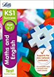 KS1 Maths and English SATs Practice Test Papers (Letts KS1 Revision Success - New Curriculum)