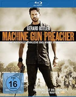 Machine Gun Preacher [Blu-ray]