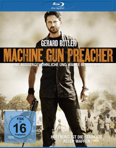 Machine Gun Preacher The Best Amazon Price In Savemoney Es