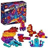 LEGO Película 2 - Caja construye lo que sea de la Reina Soyloque, juguete creativo de construcción...