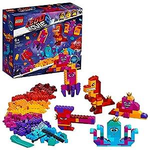 """LEGO Movie 2 - La scatola """"costruisci quello che vuoi"""" della Regina Wello Ke Wuoglio!, 70825 2 spesavip"""