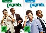 Psych Staffel 5+6 (8 DVDs)