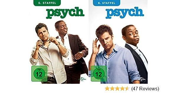 Psych Die Komplette 5 6 Staffel 8 Disc 2 Boxen