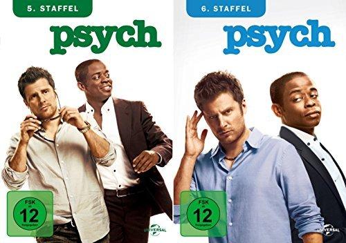 Staffel 5+6 (8 DVDs)
