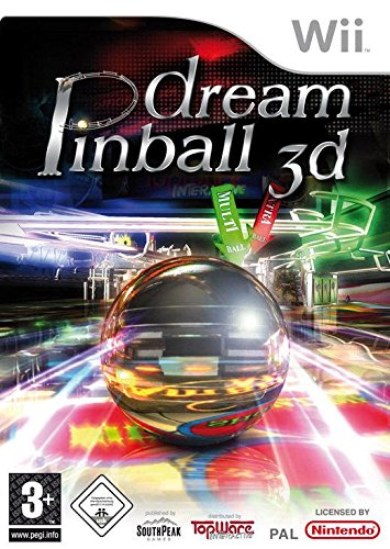 Dream Pinball 3d - Nintendo Wi