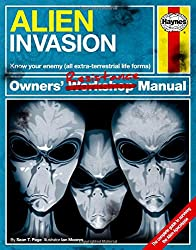 Alien Invasion Manual (Owners' Workshop Manual)