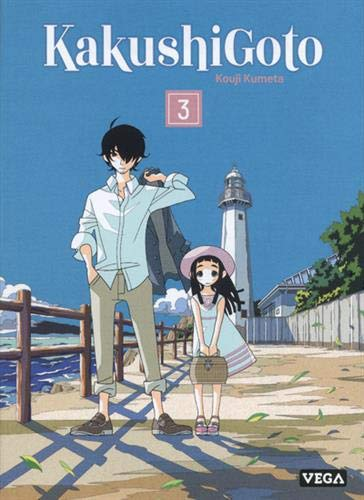Kakushigoto Edition simple Tome 3