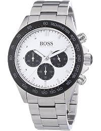 Hugo Boss Herren-Armbanduhr Chronograph Quarz Edelstahl 1512964