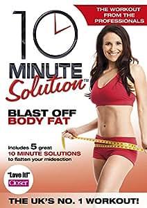 10 Minute Solution - Blast Off Body Fat [DVD] [2010]