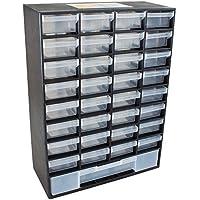 Pro TackleSortimentsbox/Kleinteilemagazin mit 33 Schubladen