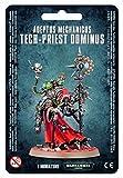 Games Workshop 99070116001Warhammer 101.600cm Adeptus militärschriftsteller) tech-priest Dominus Action Figur