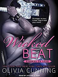 Wicked Beat (Sinners on Tour) by Olivia Cunning (2013-08-19)