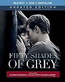 Fifty Shades of Grey [USA] [Blu-ray]