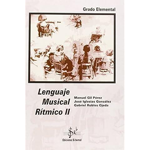 Lenguaje musical ritmico II, gradoelemental
