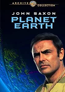 Planet Earth [DVD] [1974] [Region 1] [US Import] [NTSC]
