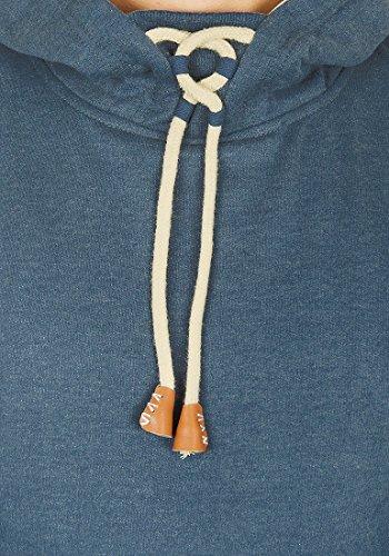 BLEND Alexej Herren Kapuzenpullover Hoodie Sweatshirt aus hochwertiger Baumwollmischung Ensign Blue