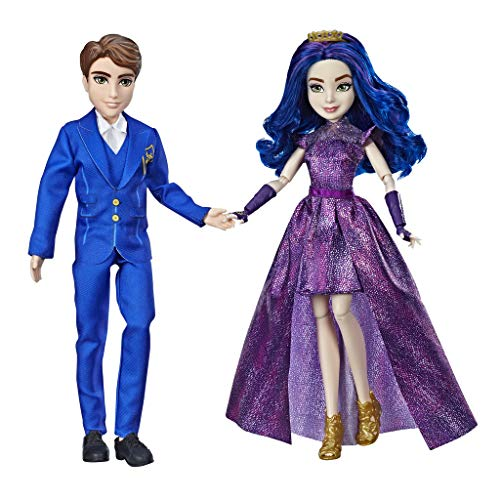 Disney Descendants 3-Pack de 2 Figuras E6042EU4 (Hasbro