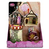 Disney Tangled Rapunzel Tower Play Set Incl Rapunzel and Flynn and Art Kit by Rapunzel Tower