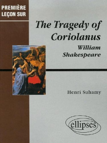 The Tragedy of Coriolanus de William Shakespeare