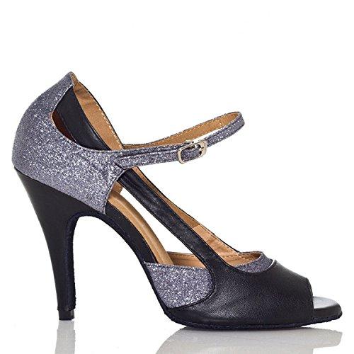 Miyoopark - Ballroom donna Gray-10cm heel