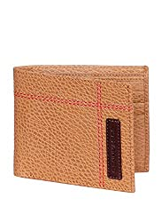 JUSTANNED Tan Mens Wallet (JTMW452-3)