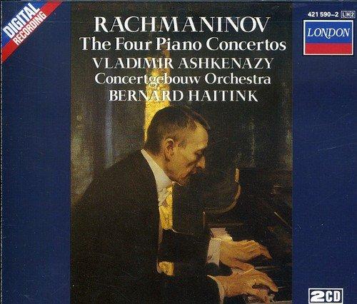 The Four Piano Concertos / Les 4 Concertos pour Piano