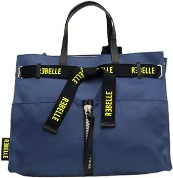 Rebelle borsa in nylon bluette free to choose.