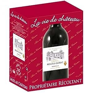 Ch Moulin de Laurent 2013 Bordeaux rouge