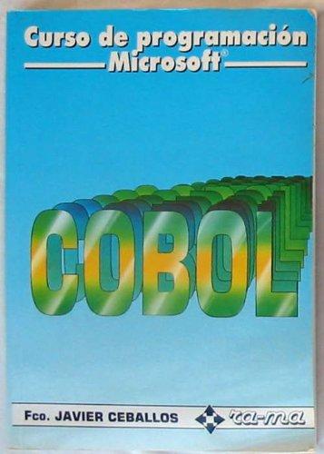 Cobol Book Pdf