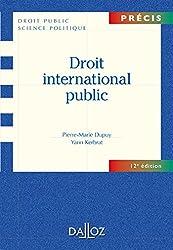 Droit international public - 12e éd.