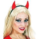WIDMANN Aptafêtes–Disfraz de diablo, reflectante