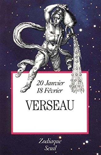 Zodiaque : Verseau