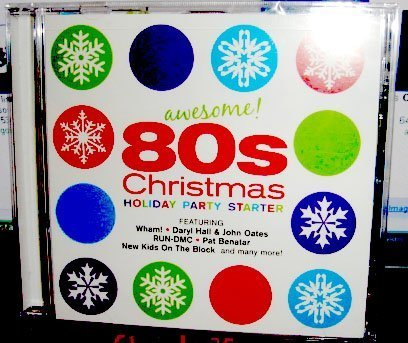 Awesome!: 80s Christmas Holiday Party Starter by The Waitresses