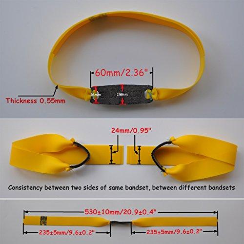 Zoom IMG-1 gm bw 10 set elastici