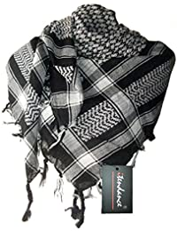 Keffieh foulard palestinien 100% coton tissé - Marque itendance