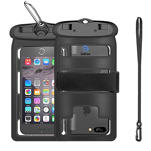 waterproof-case-gofree-underwater-phone-case-tpu-pouch-dry-bag-with-strap-armband-for-swimming-hikin