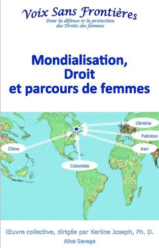 Mondialisation, Droit et parcours de femmes par Kerline Joseph