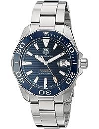Tag Heuer Aquaracer Herren-Armbanduhr Armband Edelstahl + Gehäuse Saphirglas Automatik WAY211C.BA0928