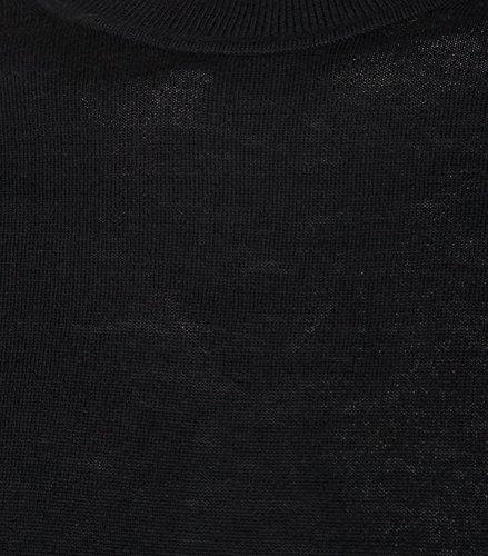 TIGER OF SWEDEN Herren Wollpullover Terry black 050 black