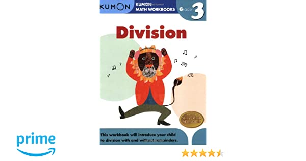 Buy Grade 3 Division Kumon Math Workbooks Book Online At Low