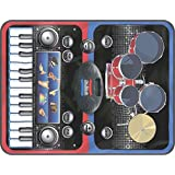 GOOD QUALITY ZIPPY MAT - 2 In 1 Musical Jam Playmat, Multi Color