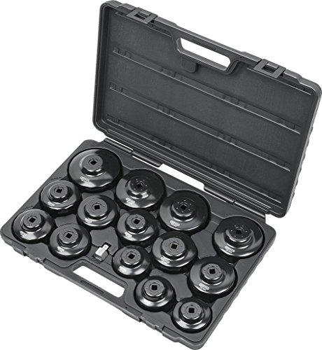 KS Tools 150.9320 Coffret cloches 1/2″-3/8″ 15 pièces pas cher