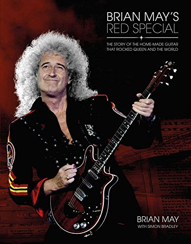 Brian May's Red Special Guitar por David Southwell