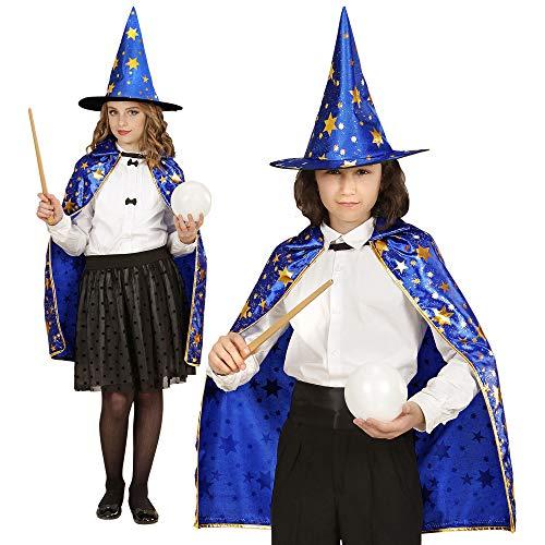 WIDMANN - Kinderkostümset Zauberer