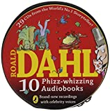 Roald Dahl: 10 Phizz-whizzing Audiobooks, 29 CD Collection