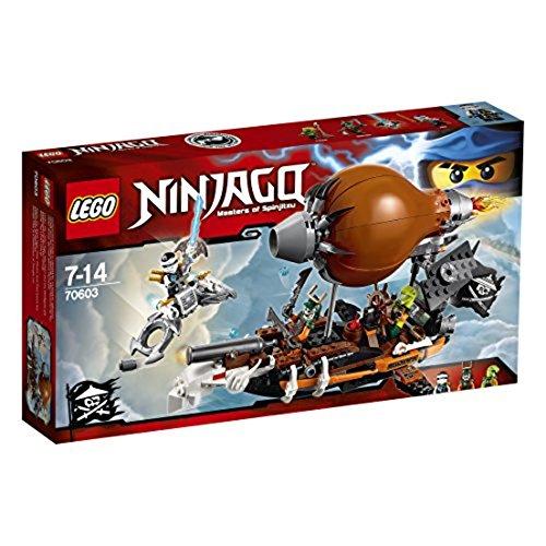 Lego ninjago 70603 - zeppelin d'assalto