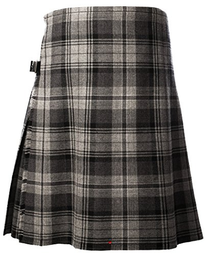 mens-kilt-hamilton-gris-tartan-plein-8-cour-avec-option-de-24-pouces-baisse-de-46-48-pouces