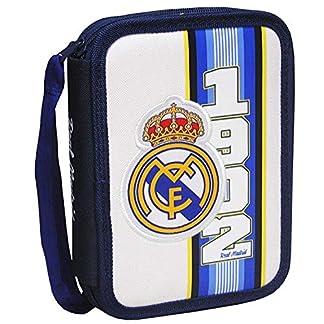 Real Madrid EP-261-RM – Estuche con 2 pisos