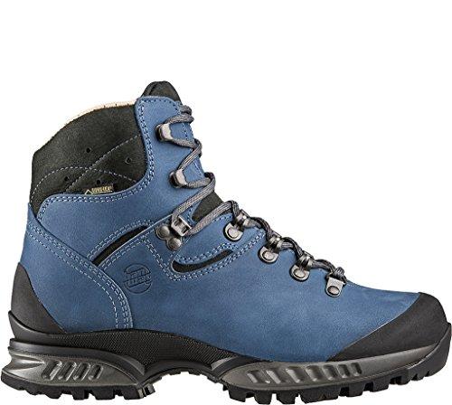 Hanwag Tatra Lady Gtx, Chaussures de Randonnée Hautes Femme, Terre, 3.5 UK Uncle Blue